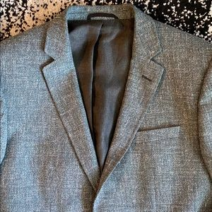 Hugo Boss Tweed-Style Blazer - 42